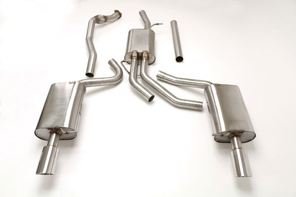 B&B Billy Boat Exhaust FPIM-0502 | Billy Boat B&B Audi A4 - B7 A4 Fwd 2.0T Tiptronic; 2005-2008