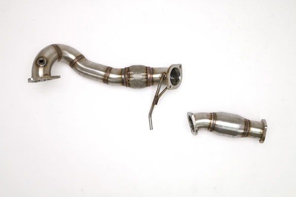 B&B Billy Boat Exhaust FPIM-0560: Billy Boat B&B Audi TT 2000 - 2006 TT 225 3'' Downpipe