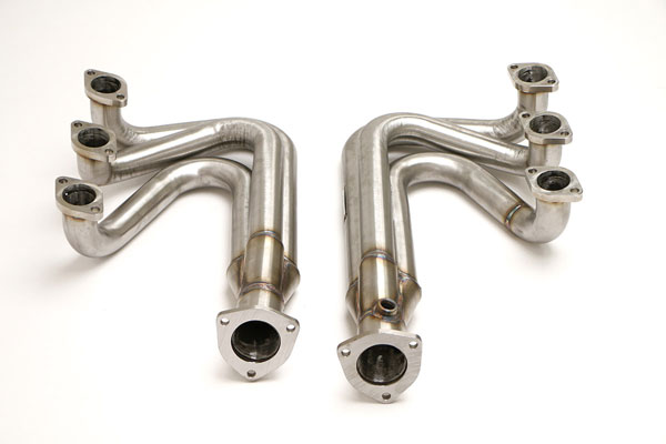 B&B Billy Boat Exhaust FPOR-0405: Billy Boat B&B Porsche 911SC 1975 - 1983 911SC Header w/o Heat Exchangers 1-5/8'' and Install Kit