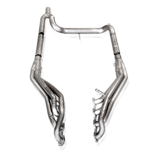 Stainless Works FT05OR:  2004 - 2008 Ford F-150 4.6L 1500 4wd Headers w. Offroad Lead Pipes 1-5/8