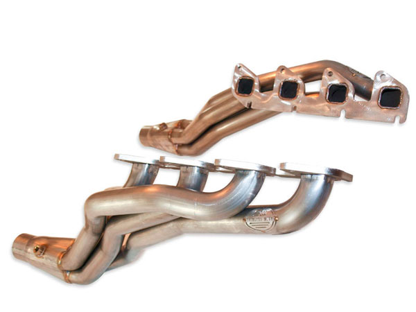 Stainless Works FTRPT10H:  2010 - 2011 Ford F-150 Raptor 6.2L 1500 4wd Headers 1-7/8 inch