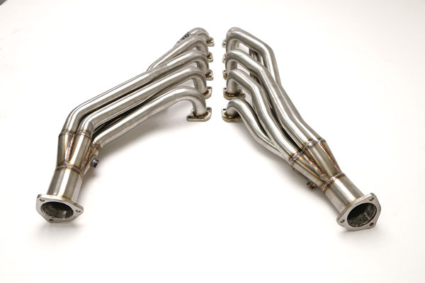 "B&B Billy Boat Exhaust FTRU-0439 | Billy Boat B&B Dodge Ram SRT - - Ram SRT-10 Long Tube Headers 1-3/4""; 2004-2007"