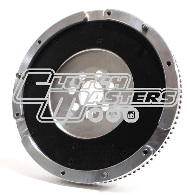 Clutch Masters FW-045-AL |  Aluminum Flywheel Mitsubishi Lancer - 2.4L Ralliart (10 lbs); 2004-2006