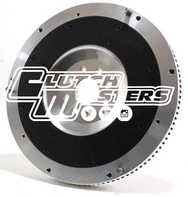 Clutch Masters FW-607-2AL |  Aluminum Flywheel Toyota Supra - 3.0L Non-Turbo (5-Speed) (14 lbs); 1994-1998