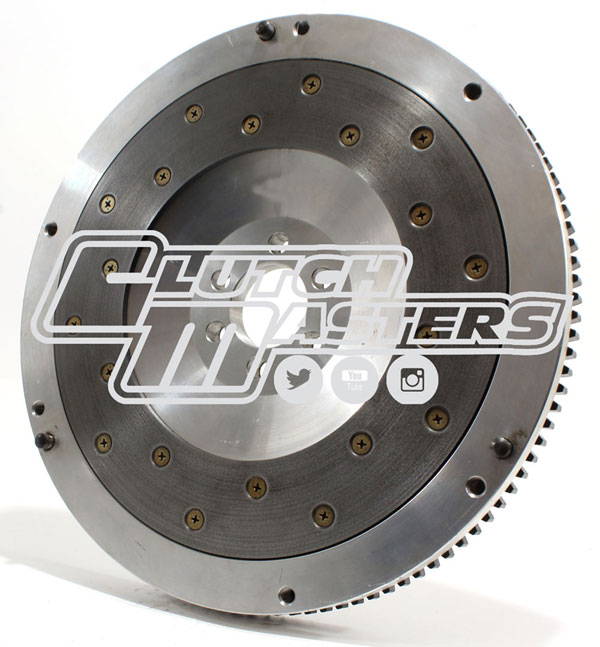 Clutch Masters FW-607-AL |  Aluminum Flywheel Toyota Supra - 2.8L (From 8/82 to 7/83) (11 lbs); 1983-1983