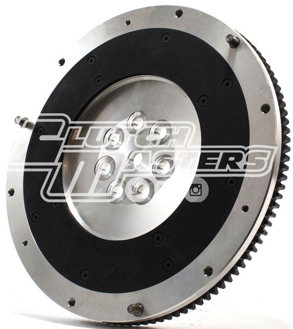 Clutch Masters FW-645-AL |  Aluminum Flywheel Mitsubishi Lancer - 2.0L Turbo Evo 7-9 (9 lbs); 2001-2007