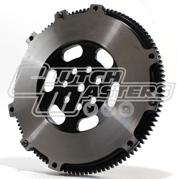 Clutch Masters FW-645-SF |  Steel Flywheel Mitsubishi Lancer - 2.0L Turbo Evo 7-9 (11 lbs); 2001-2007
