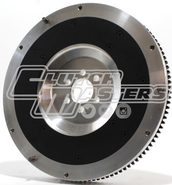 Clutch Masters FW-717-AL |  Aluminum Flywheel Toyota Supra - 3.0L Turbo (5-Speed) (13 lbs); 1986-1993