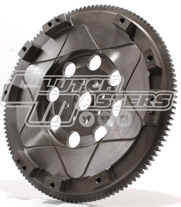 Clutch Masters FW-721-SF |  Steel Flywheel Subaru Legacy Outback - 2.5L Turbo 6-Speed (GT Spec B) (16 lbs); 2007-2009