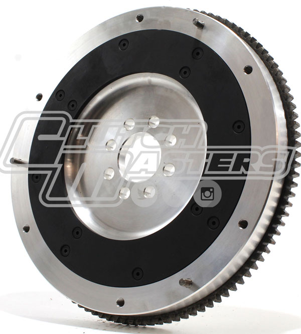Clutch Masters FW-727-AL |  Aluminum Flywheel Nissan NX - 2.0L (10 lbs); 1991-1993