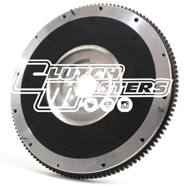 Clutch Masters FW-729-AL |  Aluminum Flywheel Nissan 300Z 300ZX - 3.0L Twin Turbo (15 lbs); 1989-1996