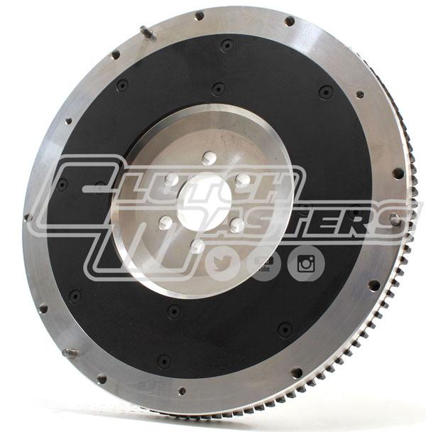 Clutch Masters FW-730-AL |  Aluminum Flywheel Nissan 300Z 300ZX - 3.0L Turbo (From 9/86) (15 lbs); 1987-1989