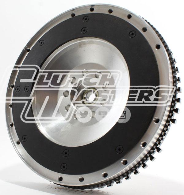 Clutch Masters FW-934-AL |  Aluminum Flywheel Porsche 996 - 3.6L Turbo GT3 (14 lbs); 1999-2005