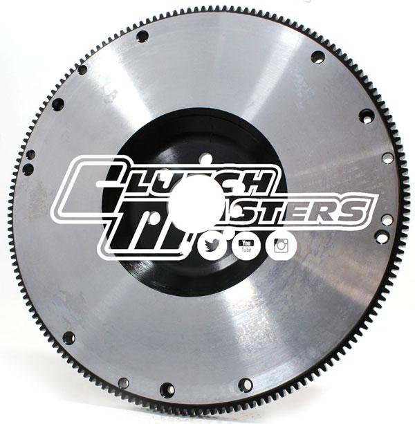 Clutch Masters FW-LS1-SF |  Steel Flywheel Chevrolet Corvette - 5.7L LS1 (17 lbs); 1997-2004