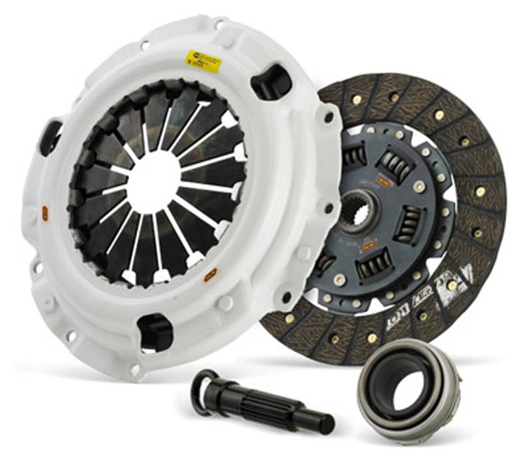 Clutch Masters 06042-HD00 |  Nissan 300Z 300ZX - 6 Cyl 3.0L Turbo (From 9/86) Clutch Master FX100 Clutch Kit; 1987-1989