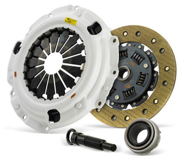 Clutch Masters 05048-HDKV:  Plymouth Laser 1993 - 1994 4 Cyl 2.0L Turbo 2WD Clutch Master FX200 Clutch Kit