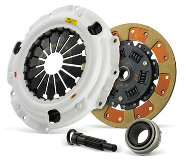 Clutch Masters 04112-HDTZ:  Geo Storm 1990 - 1993 4 Cyl 1.6L (From 6/91) Clutch Master FX300 Clutch Kit