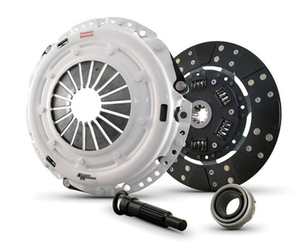 Clutch Masters 07169-HDFF-H:  Ford Focus 2004 - 2005 4 Cyl 2.3L Duratec Clutch Master FX350 Clutch Kit