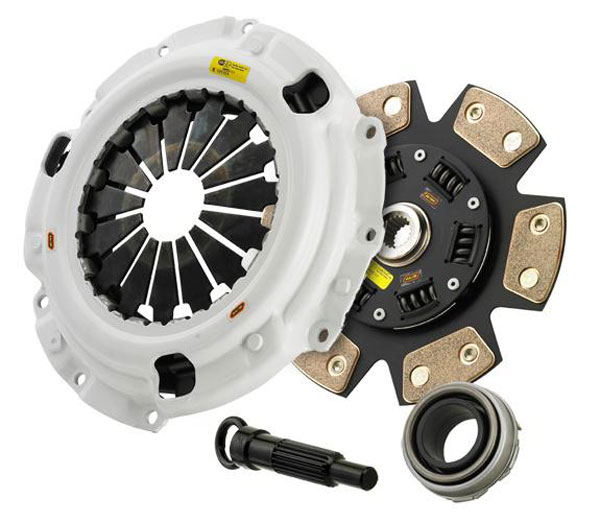 Clutch Masters 04077-HDC6 |  Pontiac Fiero - 6 Cyl 2.8L 4-Spd (From 10/85) Clutch Master FX400 Clutch Kit; 1985-1987