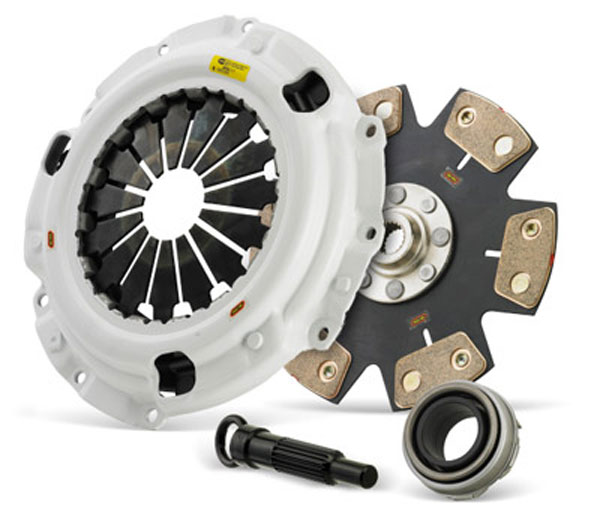 Clutch Masters 05106-HRB6 |  Mitsubishi Lancer - 4 Cyl 2.0L Turbo Evo 7-9 Clutch Master FX500 Clutch Kit; 2001-2007