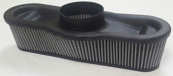 Vararam GF4048 | VaraRam Green High Performance Replacement Air Filter for VR-GTO Intake System; 2005-2006
