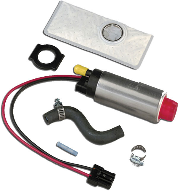 Granatelli GM-155LP:  1986-1997 155 LPH In-Tank Fuel Pump