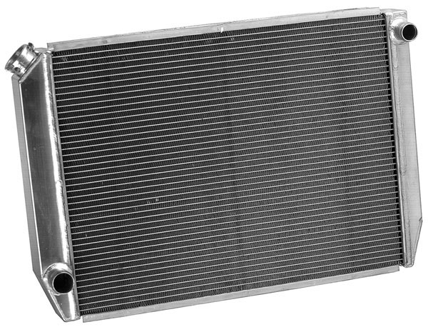 Granatelli (GM-AR7993MT)  1979-1993 Fox Body Aluminum Radiator (manual trans)