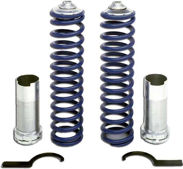 Granatelli GM-CO7998DR:  1979-2004 Mustang Front Coil-Over Kit (Spring Rate 200lb.)