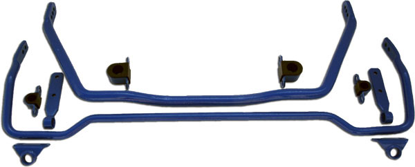 Granatelli (GM-SB0507)  2005-2013 Mustang Sway Bars (Front & Rear)