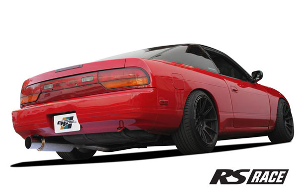 GReddy 10128409 | 89-94 Nissan 240sx S13 Revolution RS Exhaust; 1989-1994