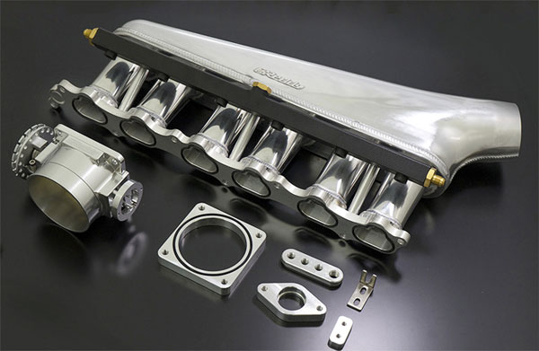 GReddy 13512303 | JZA80 2JZ-GTE In Custom Application PRO Surge Tank Kit *Welding Required*; 1993-1998