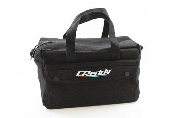 GReddy 20002902   Small Tool Bag - Black