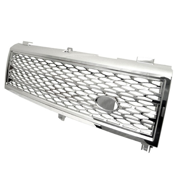 xTune (GRI-LRRR03-C)  Land Rover Range Rover 03-05 Front Grille - Chrome