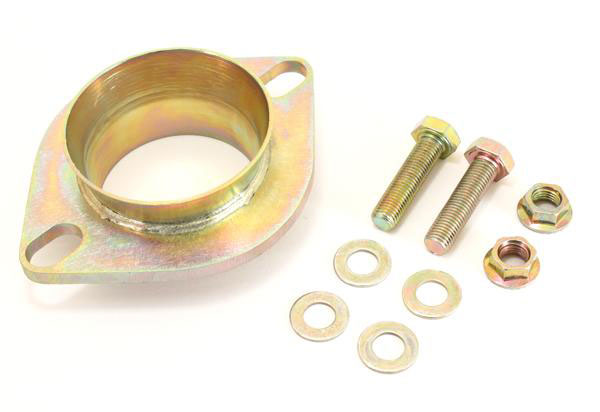 GrimmSpeed 077044 | Subaru Forester XT 2.5L 3inch Downpipe to 3in Catback Adapter; 2004-2013