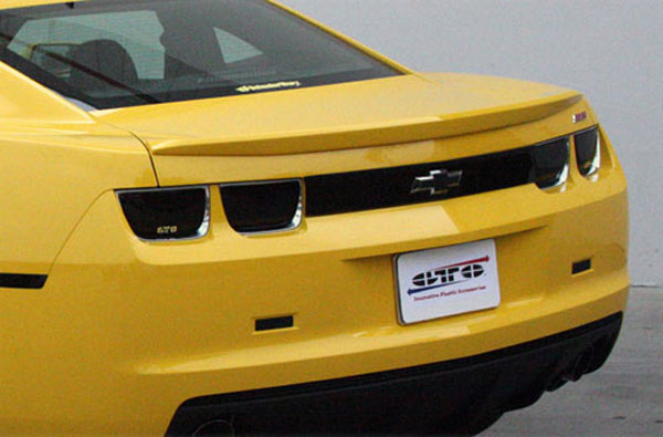 GT Styling GT4168:  2010-11 Camaro 4pc smoke taillight covers