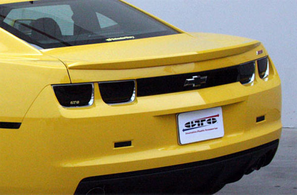 GT Styling GT4170 |  Camaro rear blackout panel; 2010-2012