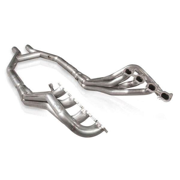 Stainless Works GT115HORHP:  Ford Shelby GT500 2011-14 Headers Off-Road H-Pipe