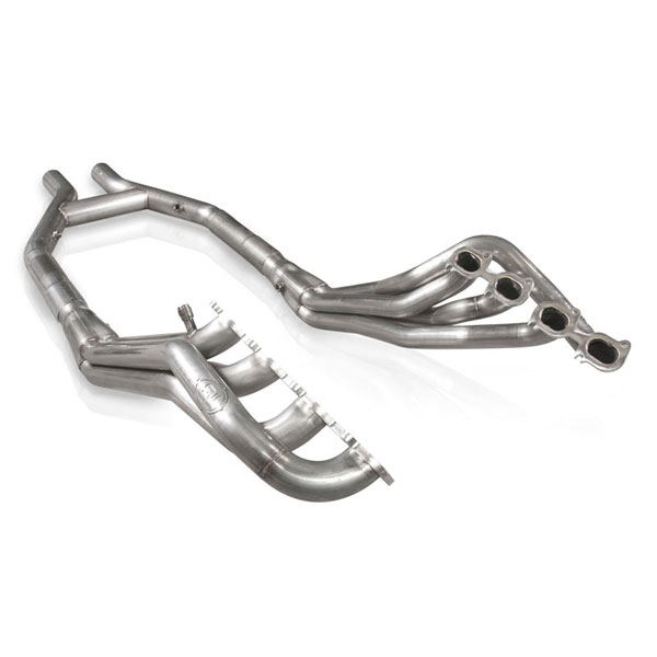 Stainless Works GT145HORHP |  Ford Shelby GT500 2007-14 Headers Off-Road H-Pipe