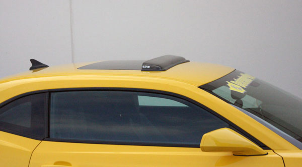 GT Styling GT97280:  2010-11 Camaro Sunroof Deflector