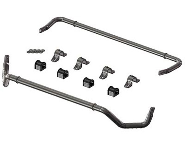 Hotchkis H22109:  Camaro 2010-11 Sway Bars Kit 1.25 in Front / 1 in rear