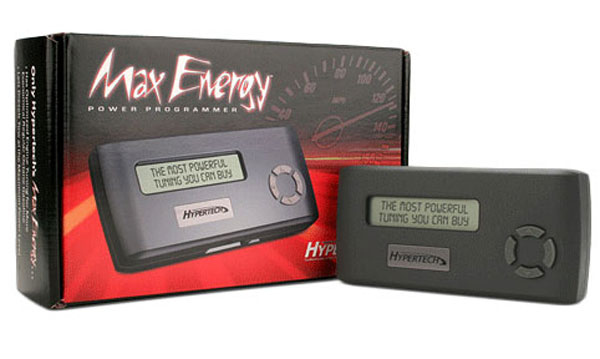 Hypertech 32501:  Sierra 2007-14 V8 Gas and 2006-14 Diesel Tuner Max Energy Power Programmer