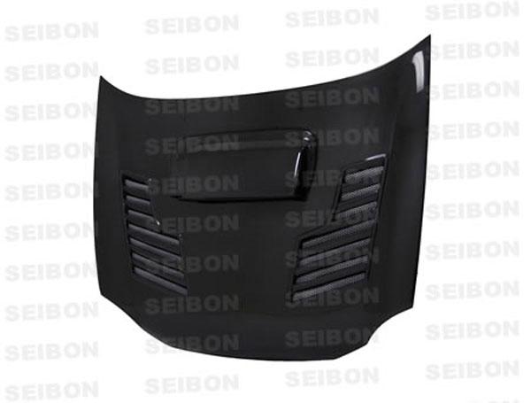 Seibon HD0203SBIMP-CWII |  Carbon Fiber Cwii Style Hood Subaru Impreza / Wrx / Sti (Gda/Gga); 2002-2003