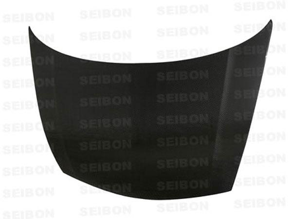 Seibon HD0607HDCV4DJ-OE |  Carbon Fiber Oe Style Hood Honda Civic 4dr Jdm / Acura Csx (Fd1/2/3/5) 2006 - 2010