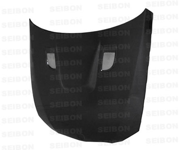 Seibon HD0708BMWE922D-BM | Carbon Fiber Bm Style Hood Bmw 3 Series 2dr (E92) Pre-Lci. Excl. M3; 2007-2010