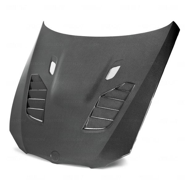 Seibon HD0708BMWE92M3-CT |  Carbon Fiber Ct Style Hood Bmw M3 Series 2dr (E92); 2008-2013