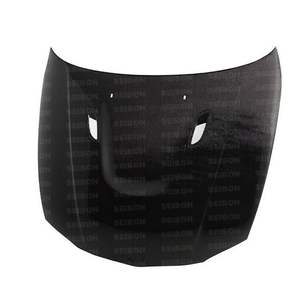 Seibon HD0809BMWE822D-BM   Carbon Fiber Bm Style Hood Bmw 1 Series 2dr/Hb (E81/E82) Incl. 1m; 2008-2013