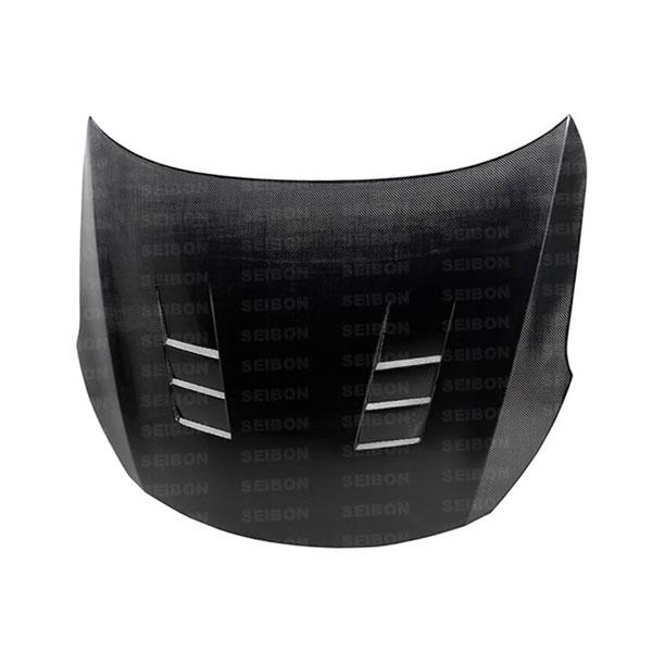 Seibon HD1012KIOP-TS   Carbon Fiber Ts Style Hood Kia Optima; 2010-2015