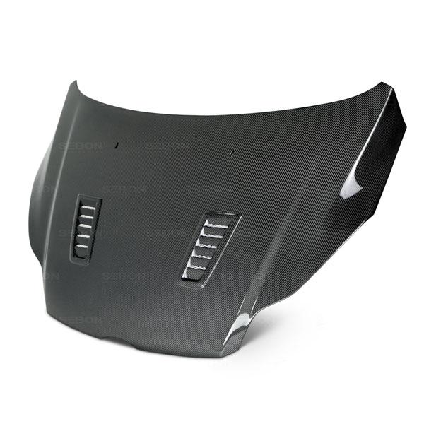 Seibon HD1213FDFO-RS |  Carbon Fiber Rs Style Hood Ford Focus -; 2012-2014