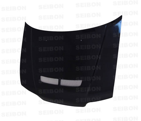 Seibon HD8891HDCRX-SIS |  Carbon Fiber Sis Style Hood Honda Civic Hb / Crx (Ef9) -; 1988-1991
