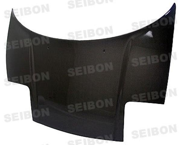 Seibon HD9201ACNSX-OE |  Carbon Fiber Oe Style Hood Acura Nsx (Na1) -; 1992-2001